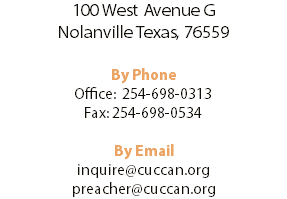100 West Avenue G Nolanville Texas, 76559
